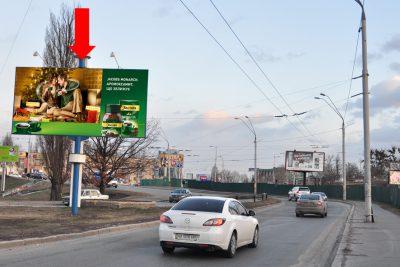 ул.Черновола, в сторону Во-биллборд (A)