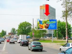 Реклама на бигбордах Киев