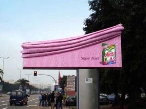 реклама на бигбордах